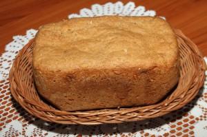 Celozrnný chlieb, domáci chlieb, Sladký život, slnečnicový chlieb, chlieb z pekárničky, domáca pekáreň na chlieb, rascový chlieb, chlieb z ovsených vločiek