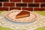 Arašidový nepečený koláč
