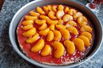 Ovocná mascarpone torta