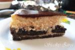 cheesecake s oreo sušienkami, sladký život, tvarohový cheesecake
