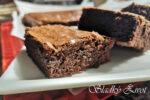 brownies, čokoládový koláč, sladký život, recepty, pečenie